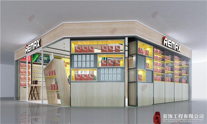 苏州服装店展柜